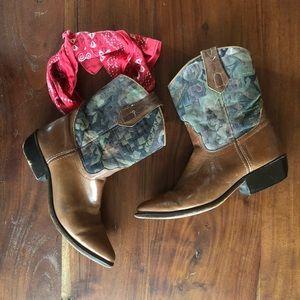 Vintage L.L Bean Cowboy Boots
